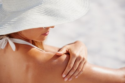 How can we recover from sunburn?