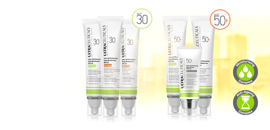 Protect the skin and prevent premature ageing with Sunscreen