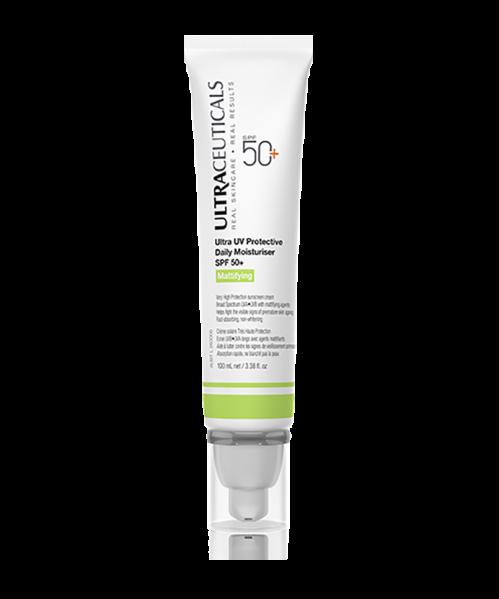 Ultra UV Protective Daily Moisturiser SPF 50+ Mattifying
