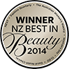 nz best in beauty 2014