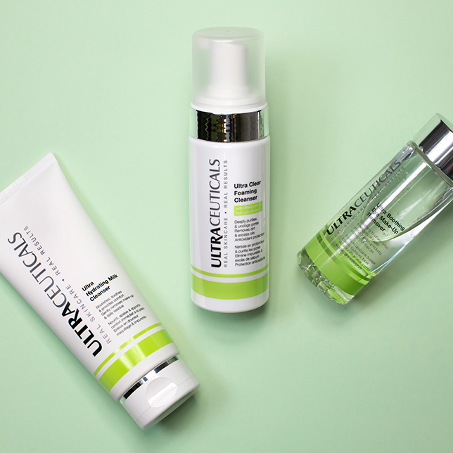 Cleansers & Make Up Remover