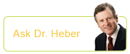 ask dr heber