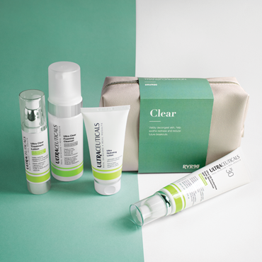 Transform your skin In 90 days with our RVR90 kits